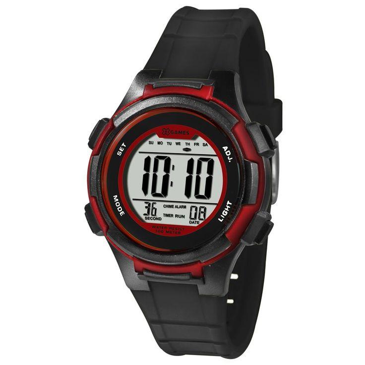 Relógio X Games Masculino Ref: Xkppd034 Bxpx Infantil