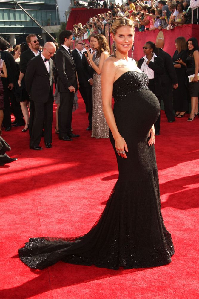 Iconic Maternity Style: See The Best Pregnancy Looks Of Decades' Past! (PHOTOS)