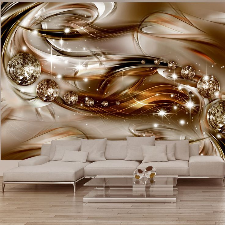 21 best wall images on Pinterest Murals, Wall papers and 3d wall - wandgestaltung mit drei farben