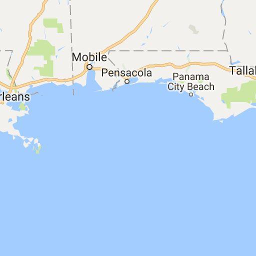 Panhandle Beach House Rentals: 25+ Best Map Of Florida Panhandle Ideas On Pinterest