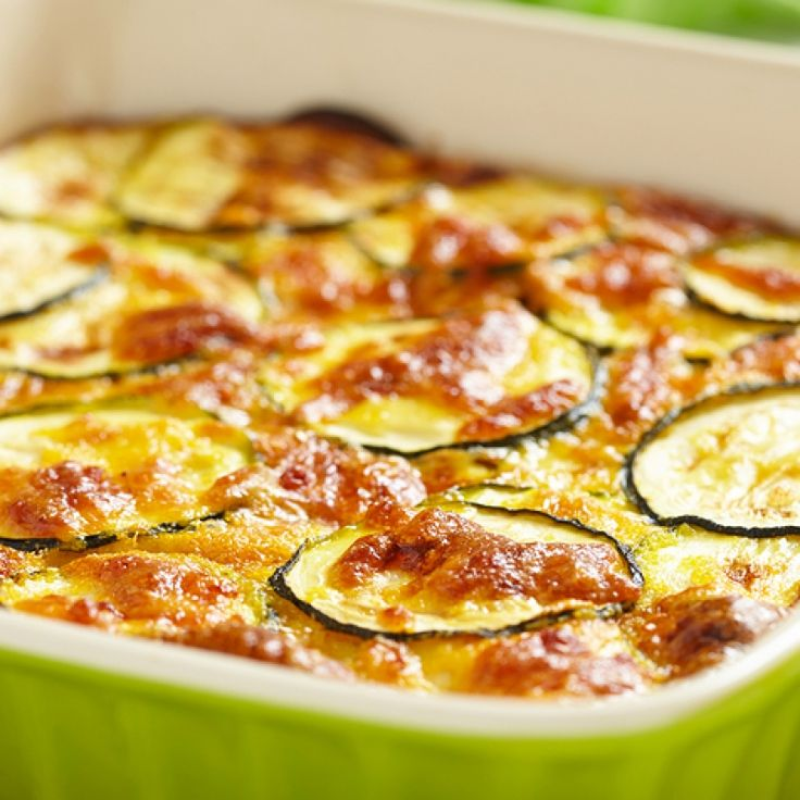 This zucchini cheese casserole is easy to make and a great way to use up some of that abundant crop of zucchini you may have growing in your garden.