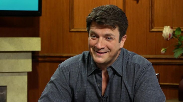 Nathan Fillion talks all things Castle, Firefly, Joss Whedon and One Life to Live with Larry King - Watch now on Ora.tv