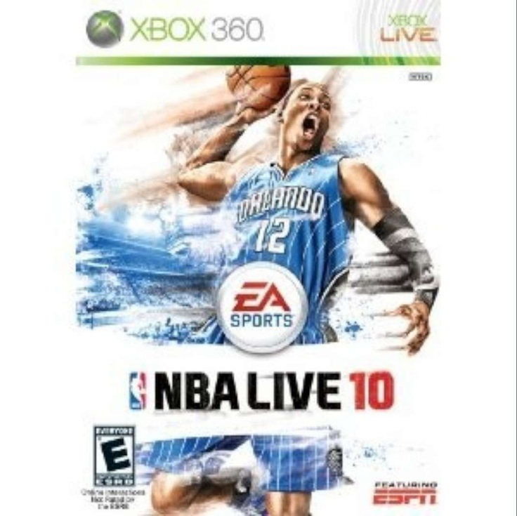 Product DescriptionThe sixteenth release in Electronic Arts popular NBA series, NBA LIVE 10 reinvigorates the classic professional basketball franchise with significant new gameplay features. These new additions such as Hustle Plays, Size-ups and realistic rebounding abilities merge with updated Dynamic DNA functionality and deep multiplayer support to provide players with the most authentic NBA video game experience available to date. .caption  font-family: Verdana, Helve ~~~ superior