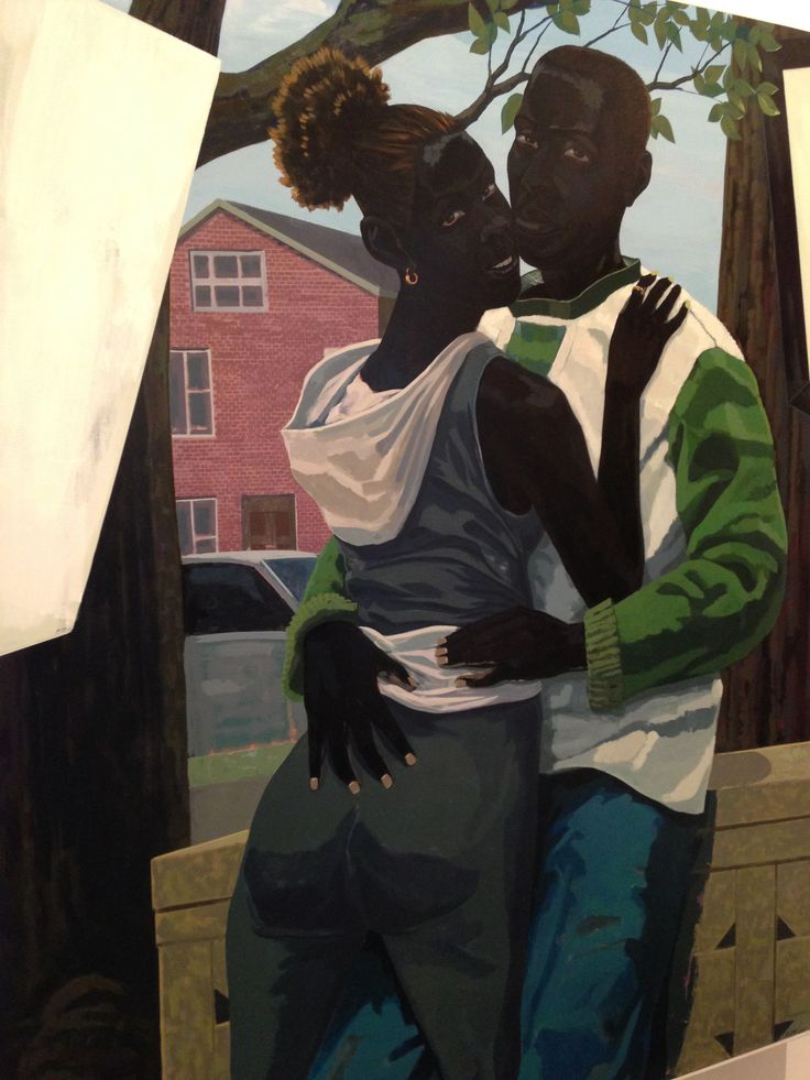 Kerry James Marshall | pictures I love | Pinterest