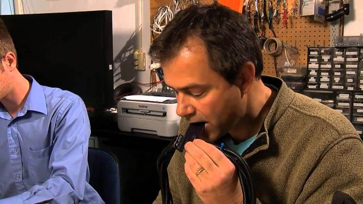 Device Allows the Deaf to Hear Through Their Tongues