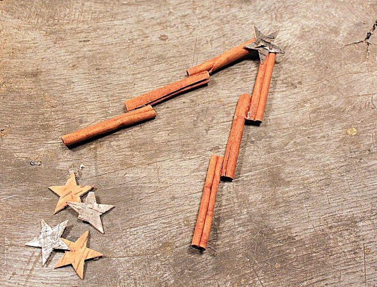 #karácsonyi dekoráció #fenyőfa #fahéj #natural decoration http://terkomponalokreativ.blog.hu/2015/12/14/utolso_pillanatos_adventi_dekoraciok_a_termeszetesseg_jegyeben