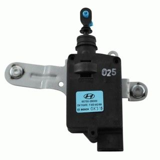 NEED TO REPLACE AN ACTUATOR? CHOOSE THE GENUINE PRODUCT! Brand new tail gate actuator to suit Hyundai Santa Fe, 2006 onwards This actuator is a GENUINE part, so you can be assured of a perfect replacement. 12 month warranty applies. Genuine part number: 95750-2B000