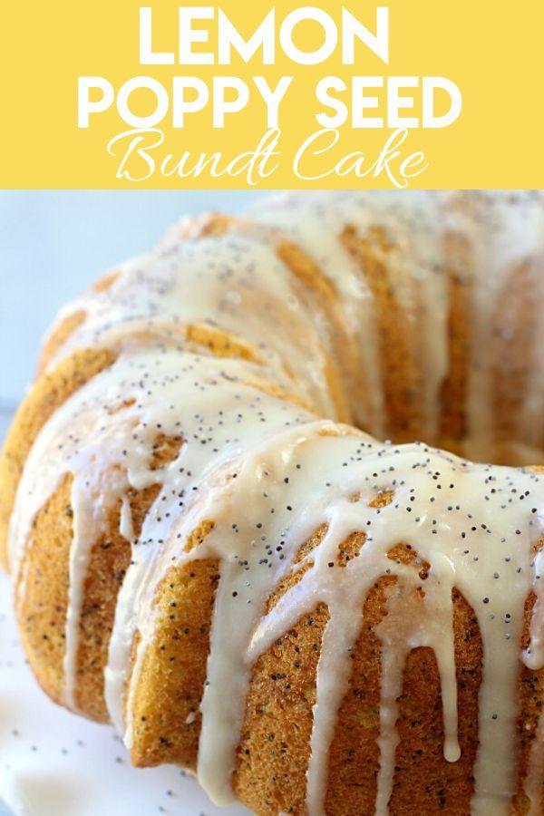 Lemon Poppy Seed Bundt Cake Belle Of The Kitchen Recipe Bundt Cake Poppy Seed Bundt Cake Lemon Poppyseed
