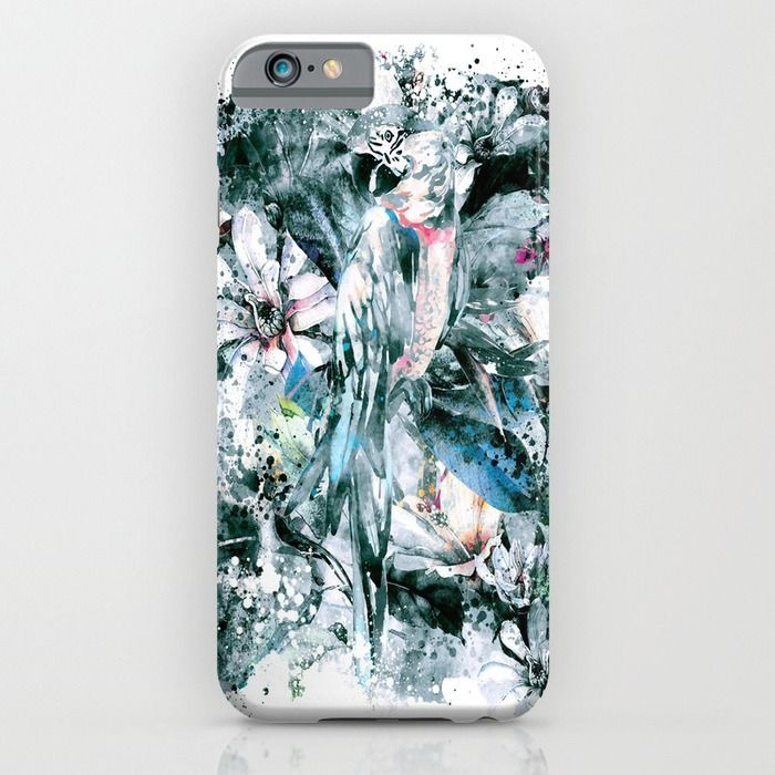 PARROT SPLASH iPhone & iPod Case