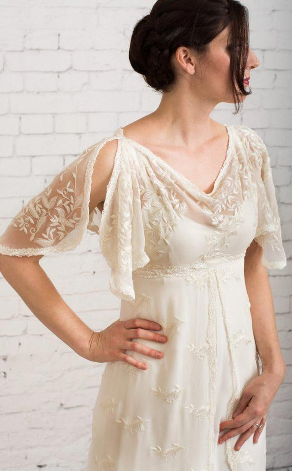 Casual Wedding Dress Simple Rustic Vintage Dre Simpleweddingsideasbackyards