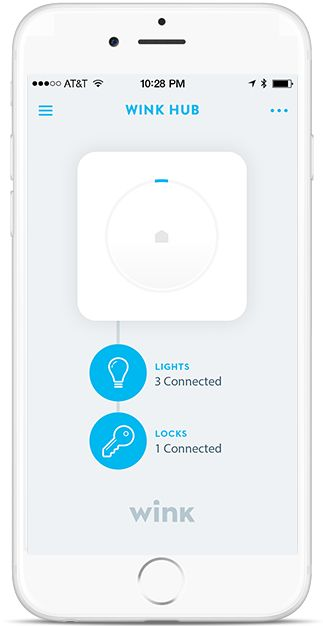 Wink HUB - allows your diverse collection of smart products to speak the same wireless language, so that you can easily control them—and customize their interactions—from the Wink app. Jan 2015