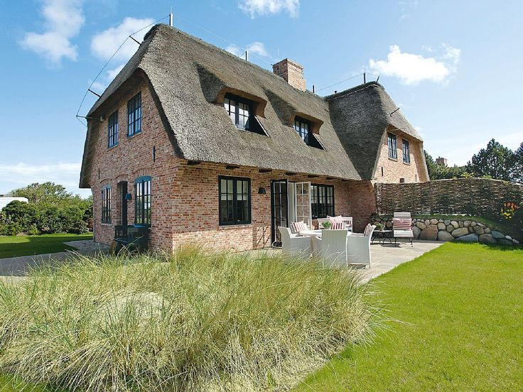 Sylt - wunderschönes Ferienhaus in Kampen - stilvoll eingerichtet