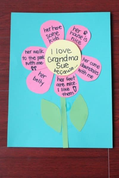 20 Easy Homemade Mother S Day Card Ideas For Kids Craft Ideass