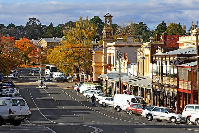 Beechworth, Victoria - Australia awesome lolly shop and bakery here!