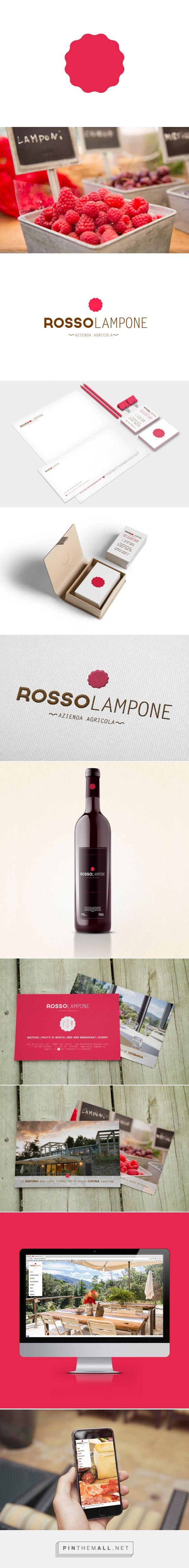 Rossolampone - Identity, Brand Identity, Web site, Design | Jam Area