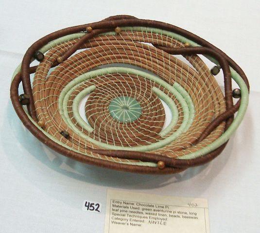 Handmade Baskets North Carolina : Best pine needle baskets images on basket