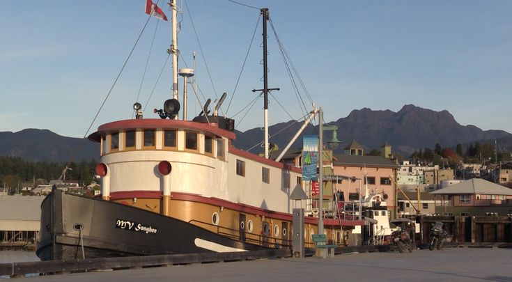 Episode 6: Port Alberni — CHANGING LANDSCAPES TV