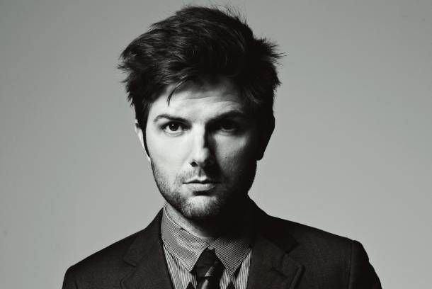 """Adam Scott and 11 Other Actors Who Originally Auditioned for the Cast of """"The Office"""" - @Georgia Ann Kapusta I could see Adam Scott as Jim..."""
