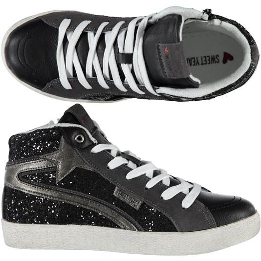 Sneakers Sweet Year con applicazione effetto lurex - € 49,90 | Nico.it - #sneakers #shoes #scarpe #scarpefashion #aw #musthaves