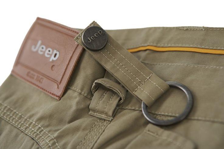 Men's Trousers J4P - Jeep Clothing Store