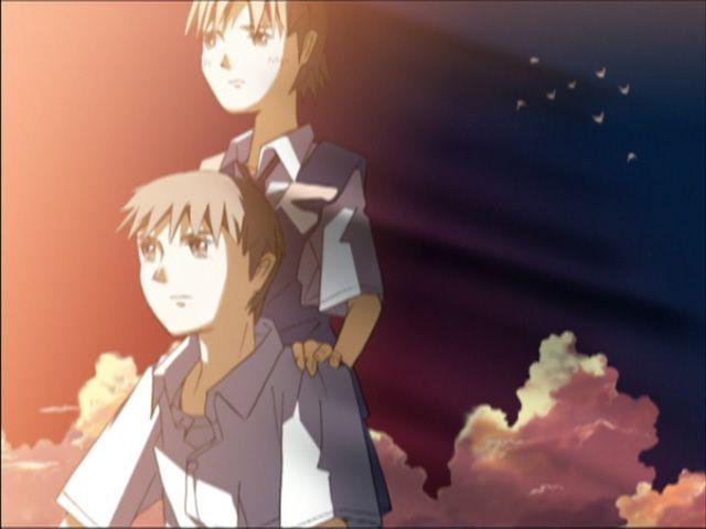 The voices of a distant star. Le premier court métrage du grand réalisateur Makoto Shinkai.  Version française éditée par Kazé sur http://anime.kaze.fr/catalogue/the_voices_of_a_distant_star