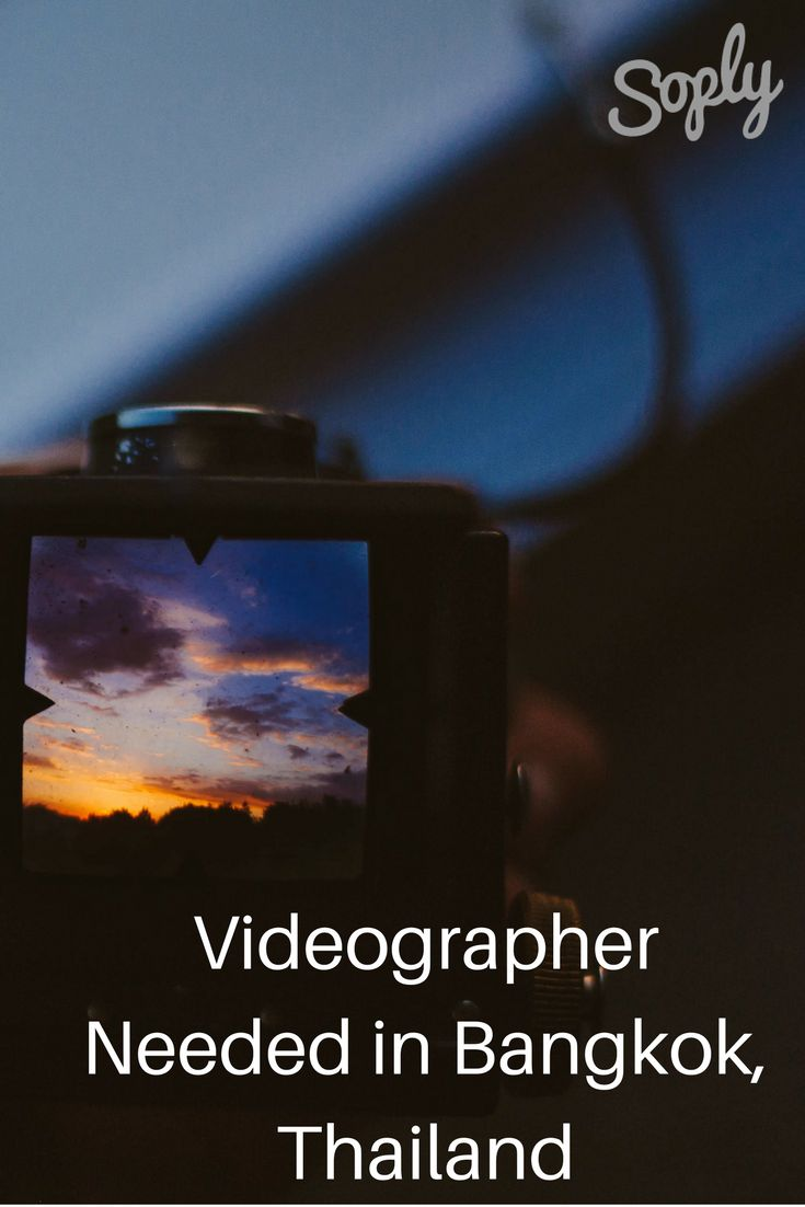 #Videographer needed to #create a #website #video for a #travel #website. See…