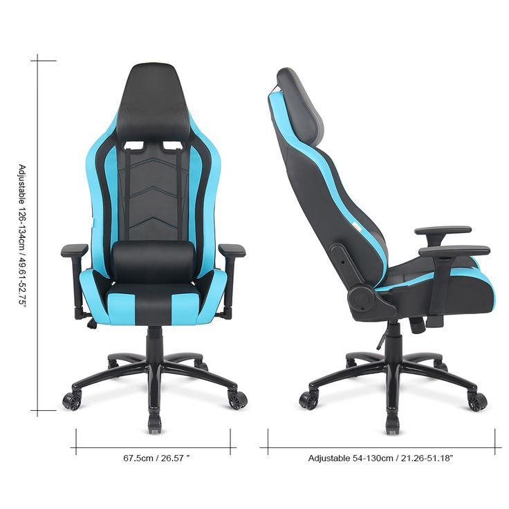 Buy best blue iKayaa Ergonomic Racing Gaming Office Computer Desk Executive Chair from LovDock.com. Buy affordable and quality Office Chairs online, various discounts are waiting for youhttps://www.lovdock.com/p-h16985us-bl.html?aid=C6624