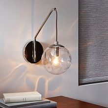 Blown Glass Sconce