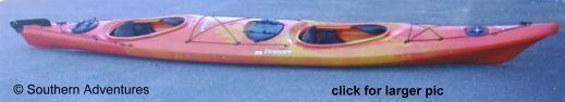 Kayak Shop Store - Dagger Trinidad Double Sea Kayak (Demo), $1,995.00 (http://www.kayakshopaustralia.com.au/dagger-trinidad-double-sea-kayak-demo/)