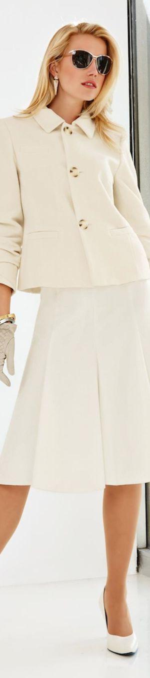 Madeleine Fall 2014 New Arrivals  MADELEINE Skirt and Blazer