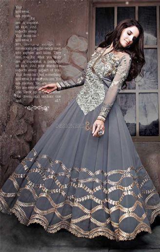 #Modernanarkali #salwarkameez #frockdesign karachi #churidar model