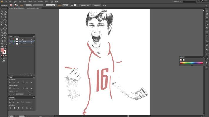 Volleyball/Martin/Poster by Ben Eshel, via Behance