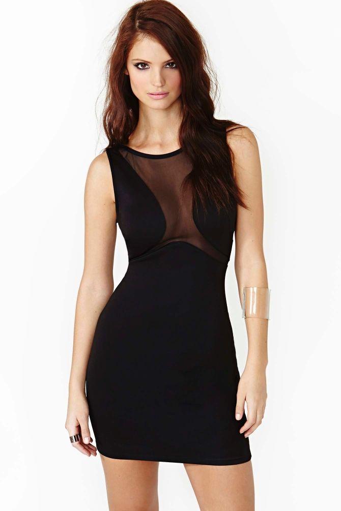 (( sexy little black dress ))
