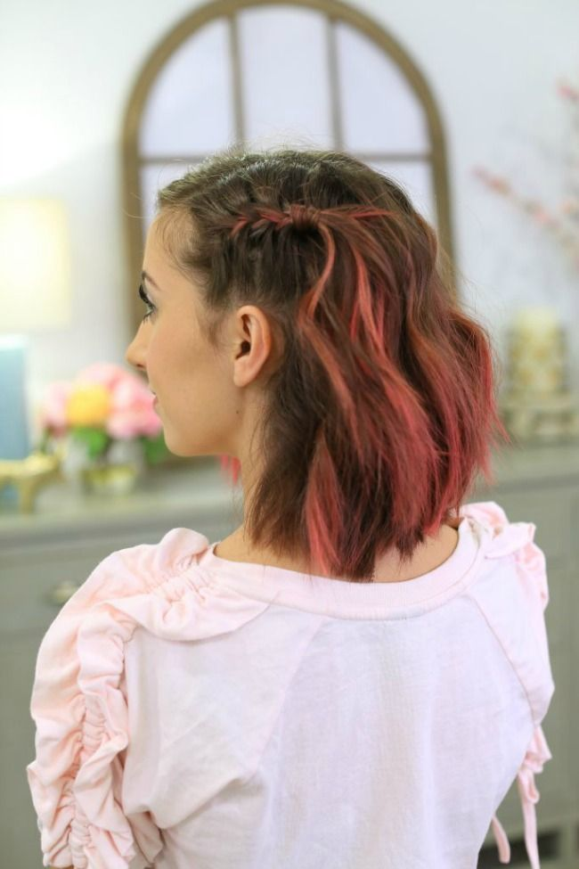The 11 Best Back To School Hairstyles The Eleven Best Short Hair Styles Girl Short Hair Back To School Hairstyles