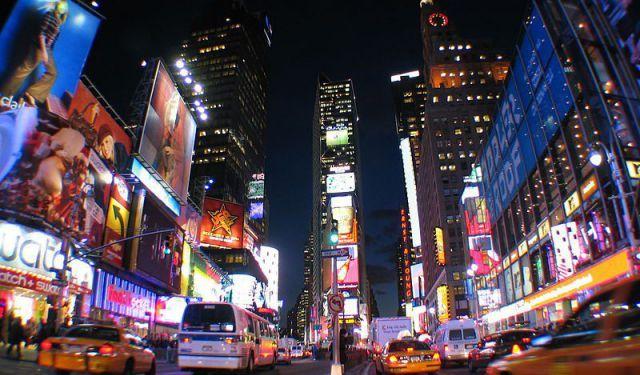 Diamond District and Fashion Avenue Walk, New York