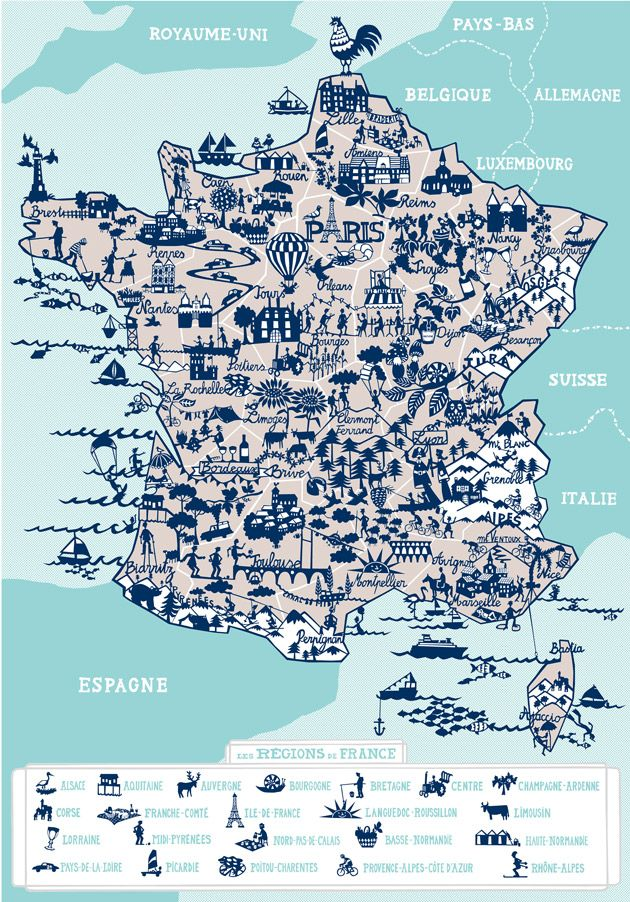 Map-of-France-by-Famille-Summerbelle