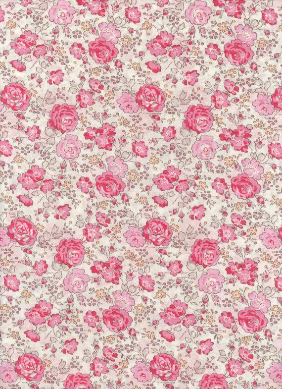 This listing is for one piece of this fabulous fabric manufactured within the United Kingdom by Liberty of London. The fabric is from Libertys tana