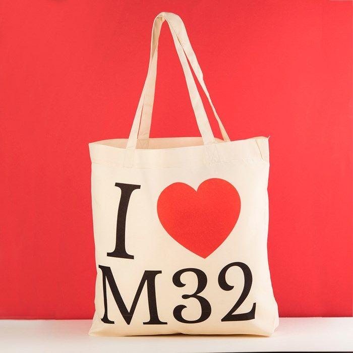 Personalised Tote Bag I Heart