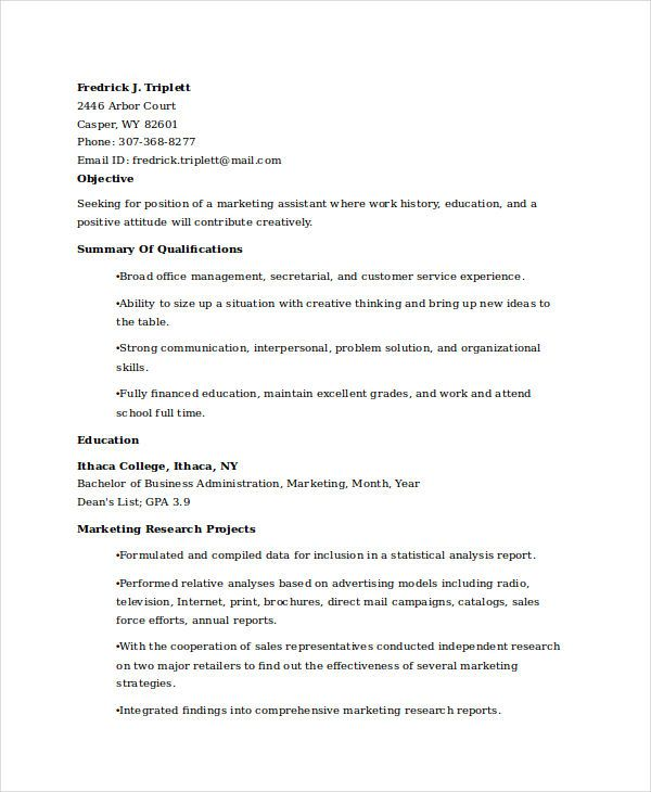 25+ Best Ideas About Student Resume On Pinterest