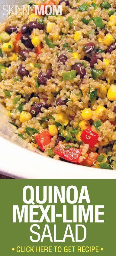 This quinoa recipe is delicious!