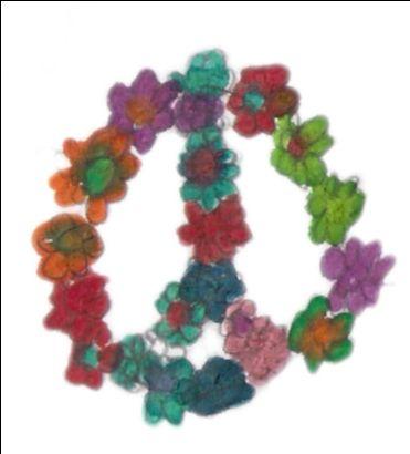 peace-flower-Αΐσέ Γκιουλ-Μειονοτικό Σχολείο Λυκείου-Δ΄Τάξη-2015-'16