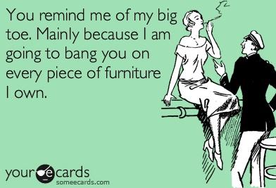 hahahahahahaha, too funny.