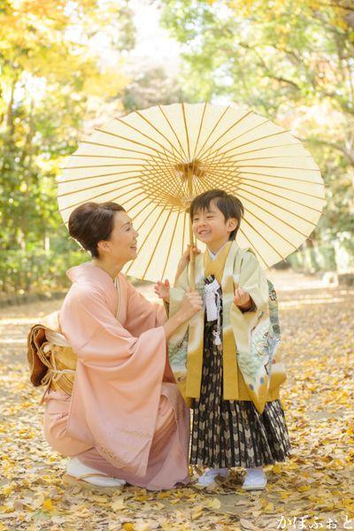 七五三の写真撮影 @杉並区・井草八幡宮 : 「かぼふぉと」撮影ブログ