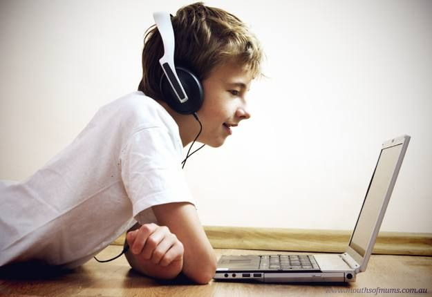 Show your kids how to make money online!