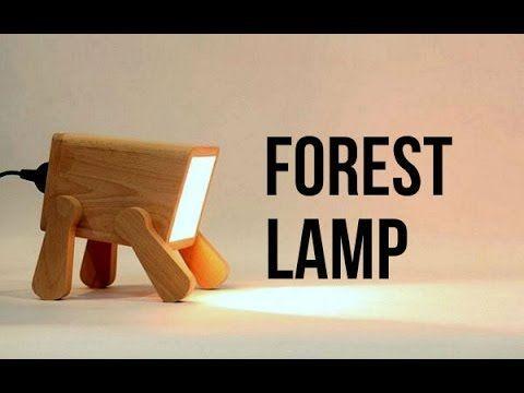 DIY Необычная идея  светильника Frank Lamp в виде собачки-Unusual lamp idea-своими руками - YouTube