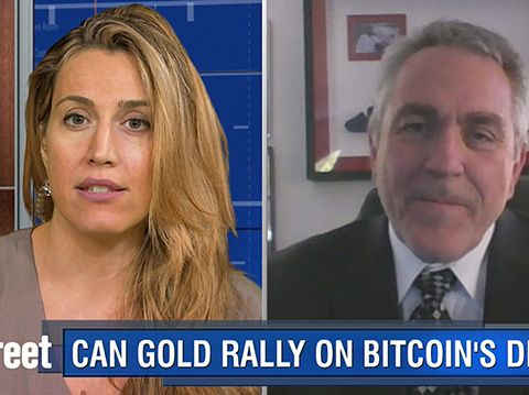 As Bitcoin Plummets More than $500, Will it Mark a Return to Gold? link.crwd.fr/...