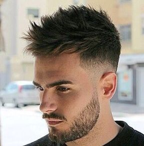 Hairstyle | Military haircut, Mens haircuts fade, Mens ...