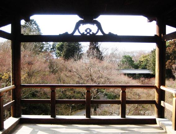 Una pequeña perspectiva de Kyoto