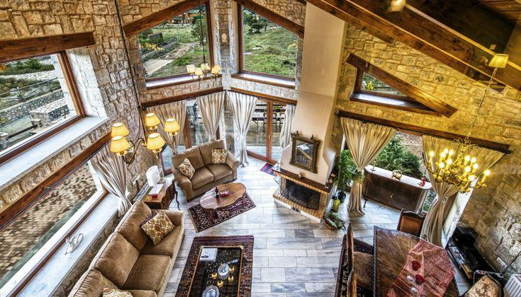 Τρία νέα και πολύ ενδιαφέροντα ξενοδοχεία σε Αρκαδία, Μέτσοβο και Αράχωβα.