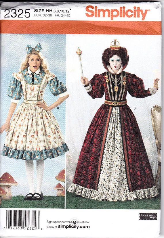 Simplicity 3809 N - Patrones de costura para disfraces renacentistas ...